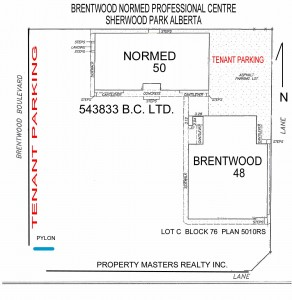 Brentwood Normed Site Plan 2014
