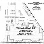 Towne Centre Site Plan